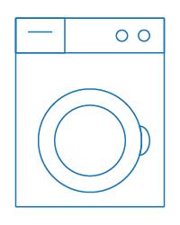 klipeasy is laundry resistant